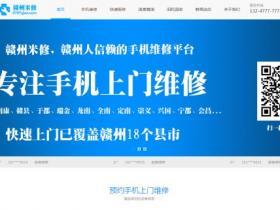 赣州苹果手机官方维修售后网站SEO诊断案例分享