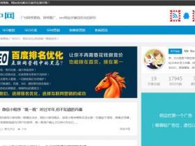 广州搜中网SEO诊断案例分享