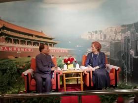 刘连康:站在地王大厦看深圳,如同站在巨人的肩膀上!