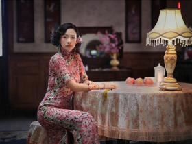 章子怡同款旗袍,你喜欢么?