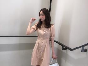 超仙森系甜美连衣裙,洋气不呆板