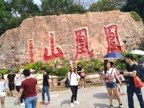 刘连康:今天五一,比较适合去凤凰山祈福