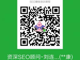 刘连康:哪些人适合参加SEO培训